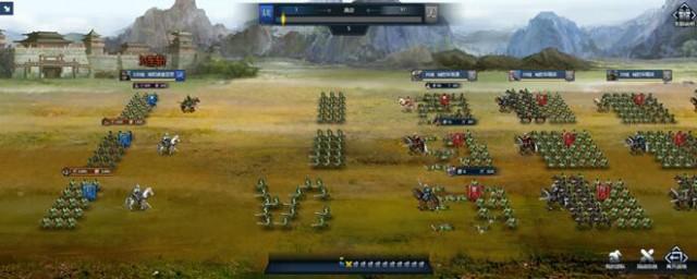 三十六计网页游戏国战场景