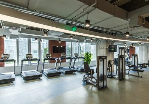 游族网络健身房