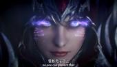 《女神联盟》黑暗之王CG