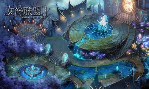 《女神联盟2》 梦幻场景妖精之乡