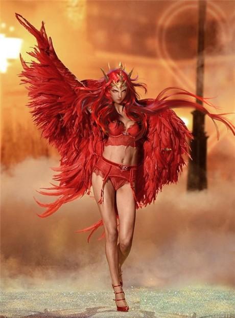 《女神联盟2》烈焰女神