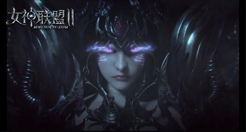 《女神联盟2》光明女神堕落为黑暗之王