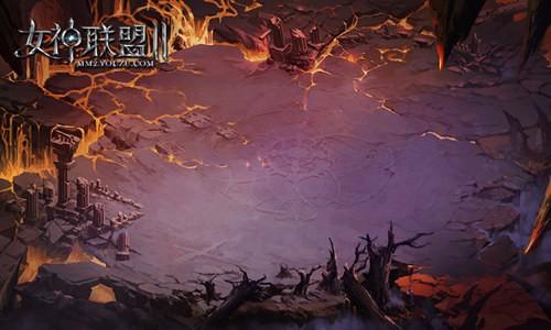 《女神联盟2》地宫地图