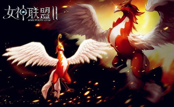 《女神联盟2》战宠迦楼罗
