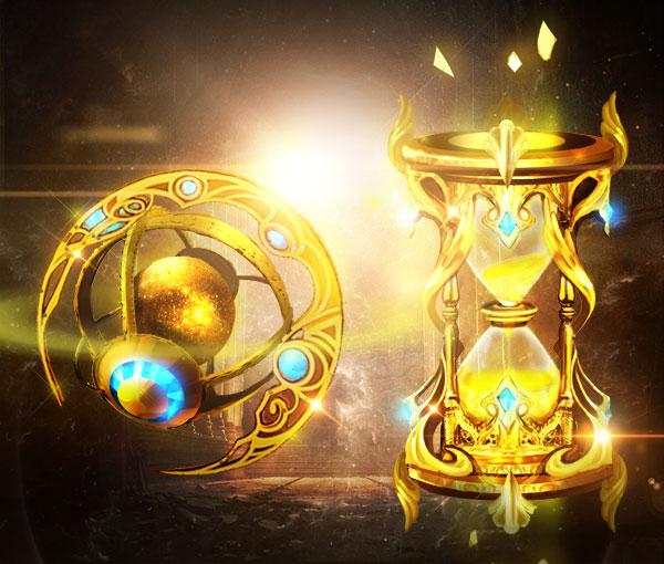 《女神联盟2》金色圣物