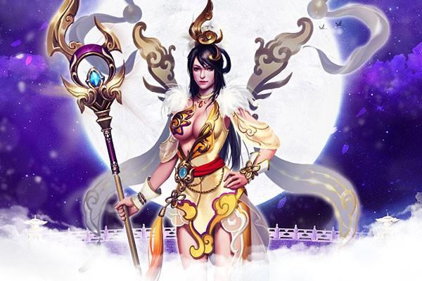 《女神联盟2》七夕时装