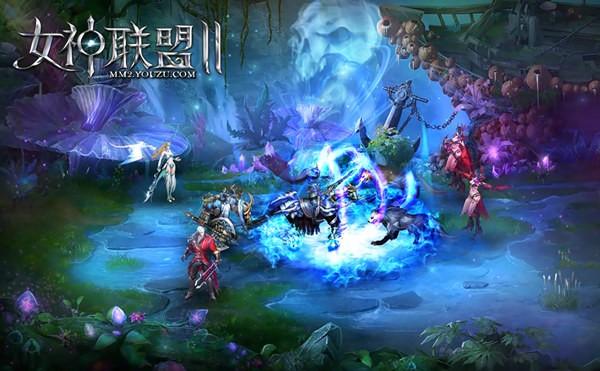 《女神联盟2》游戏截图