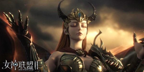 《女神联盟2》CG截图