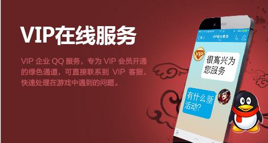 VIP在线服务