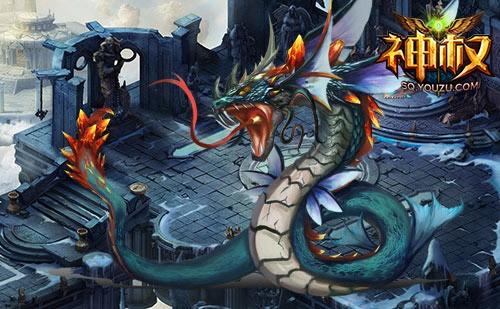 神权-boss巨蛇