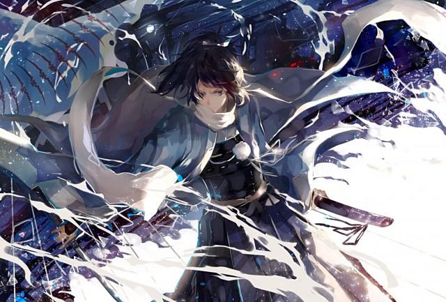 刀剑乱舞美图4