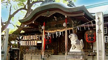 石切剑箭神社