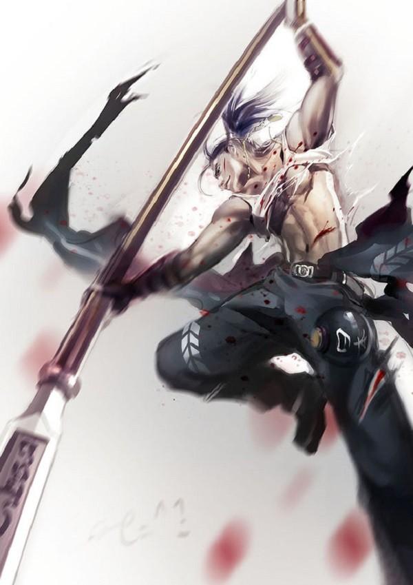刀剑乱舞中文版日本号