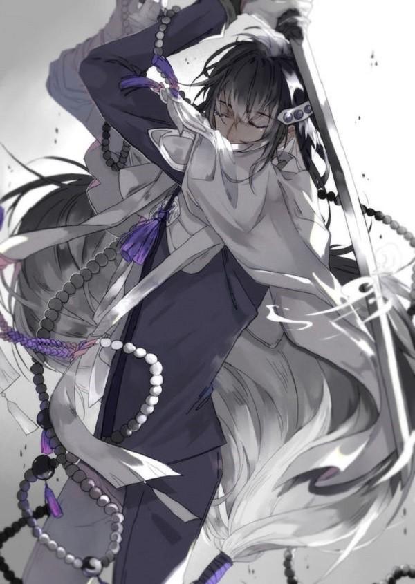 刀剑乱舞中文版数珠丸桓次