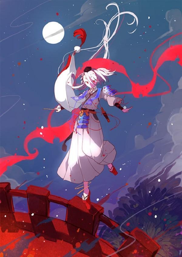 刀剑乱舞中文版今剑