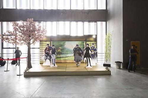《刀剑乱舞-ONLINE-》本丸摄影区