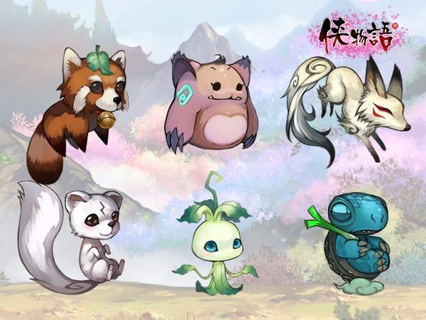 首次推出6只可爱宠物,带来全新的玩法