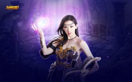 游族网络 国民女神首次代言手机游戏