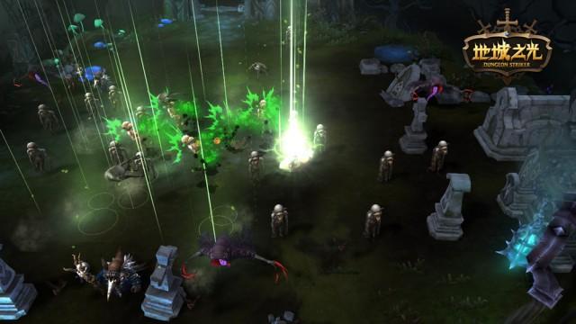 《地城之光》游戏截图
