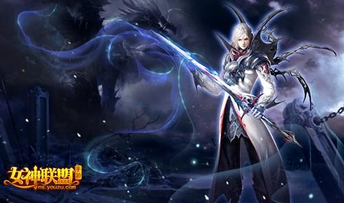 女神联盟 冥剑伯爵