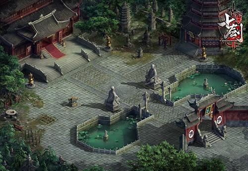 七剑少林寺
