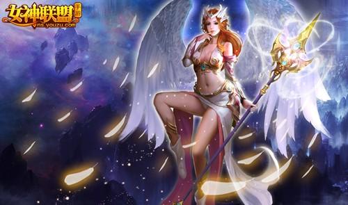 女神联盟手游亚丝娜