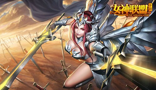 女神联盟手游  新版自由女神
