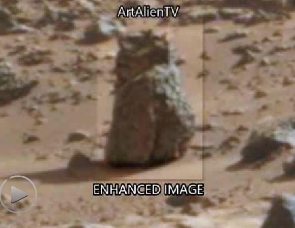 火星疑现啮齿动物 盘点nasa证实的外星生命
