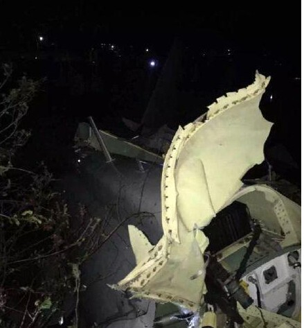 东海舰队飞机坠毁原因揭秘