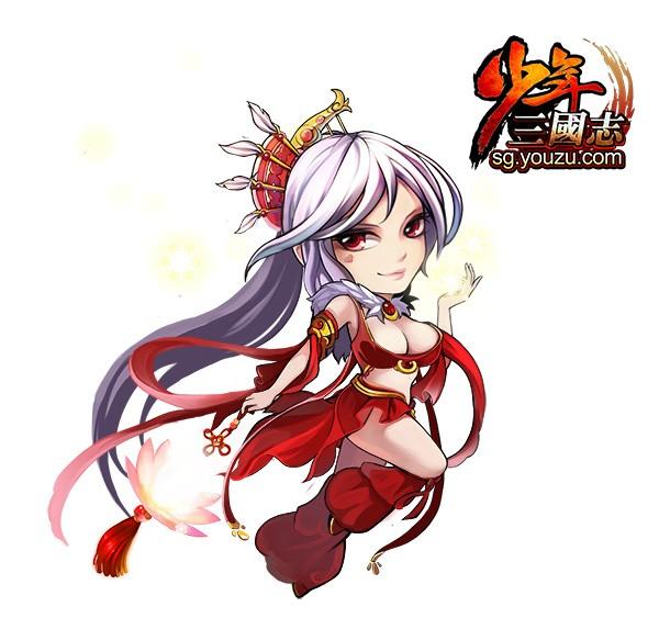 少年三国志春节变装