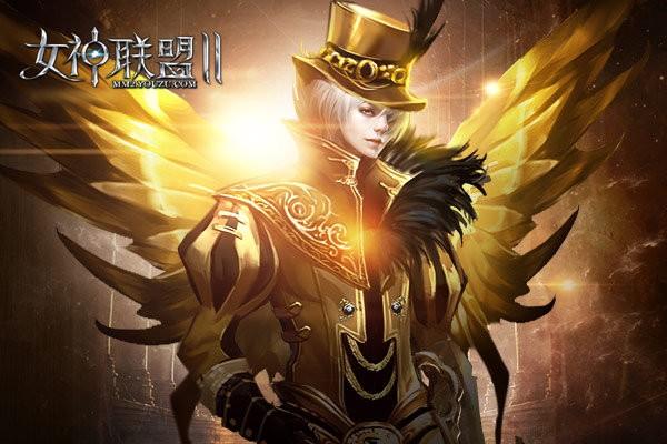 《女神联盟2》3月新时装