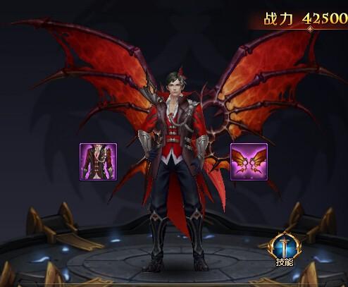 女神联盟2恶魔时装