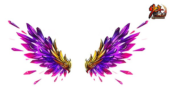 少年三国志翅膀