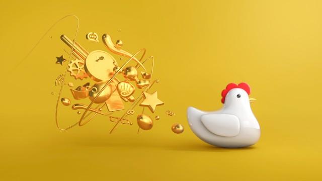 游族小鸡孵化图